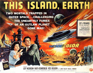Poster, This Island Earth (1955)
