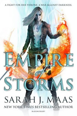 Download Free E-Book Empire of Storms by Sarah J.Maas PDF