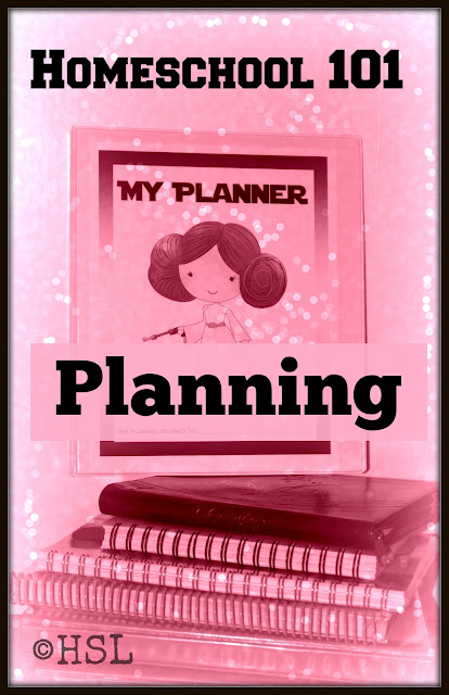 Homeschool 101, homeschool planning, pencil and paper planning