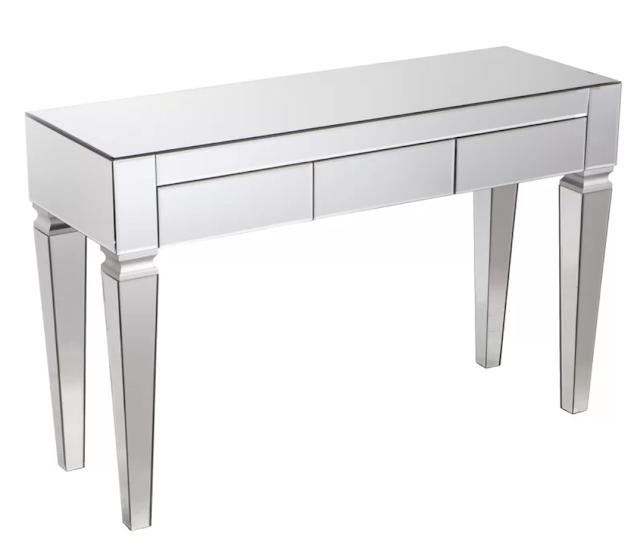 wayfair console entryway table.