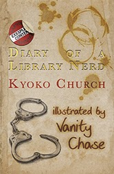 http://www.amazon.com/Diary-Library-Nerd-erotic-metamorphosis/dp/1909181706/ref=sr_1_1?ie=UTF8&qid=1414663761&sr=8-1&keywords=diary+of+a+library+nerd