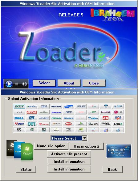 windows loader for windows 7 64 bit free download