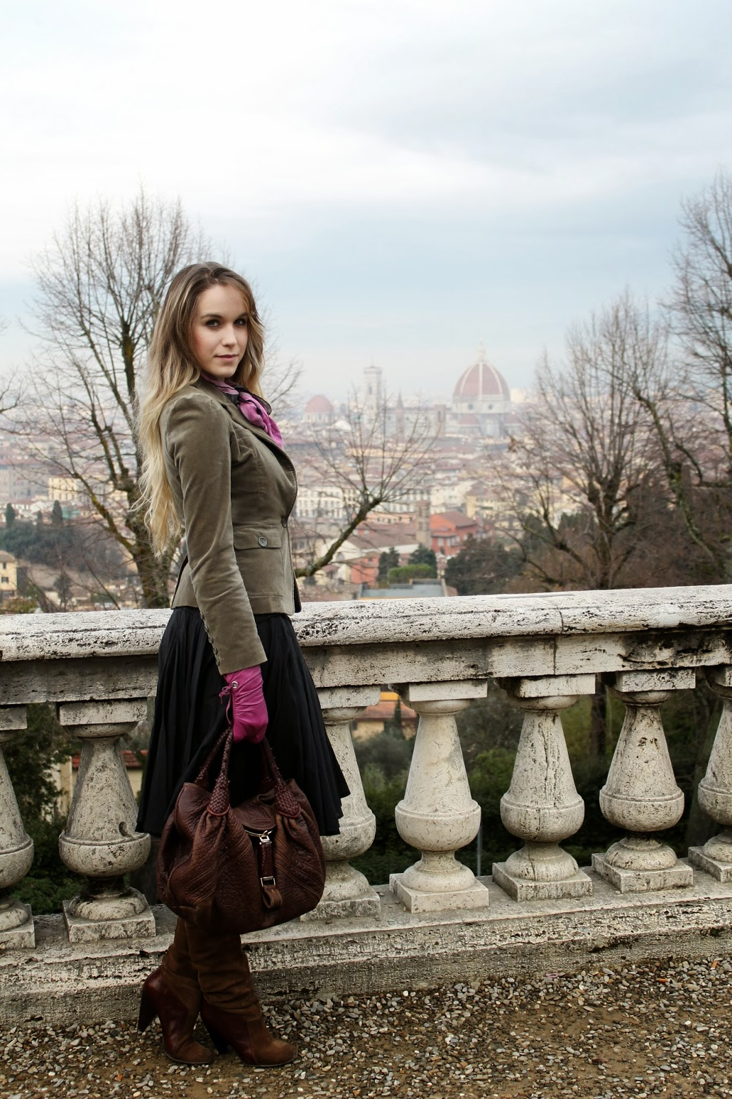 florence fashion blogger