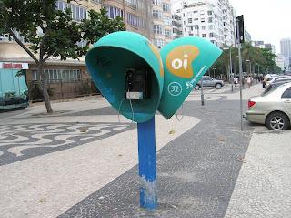 Cabinas telefónicas, orelhões, Brasil, La vuelta al mundo de Asun y Ricardo, round the world, mundoporlibre.com