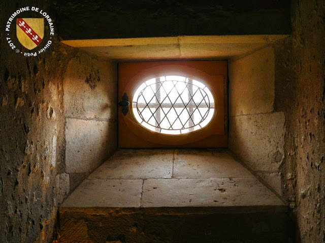 SEXEY-AUX-FORGES (54) - Maison-forte (XVe-XVIe siècle) (Intérieur)