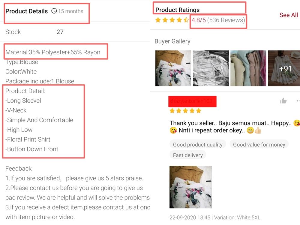 anduan Pilih Trusted Seller dan Cara Online Shopping Yang Betul di Shopee