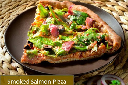 Best Smoked Salmon Pizza Recipe