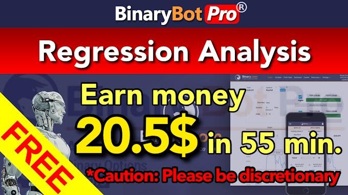 Regression Analysis | Binary Bot Pro