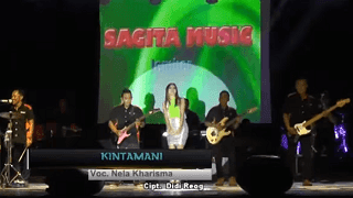 Lirik Lagu Kintamani - Nella Kharisma
