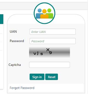 EPF Login Portal