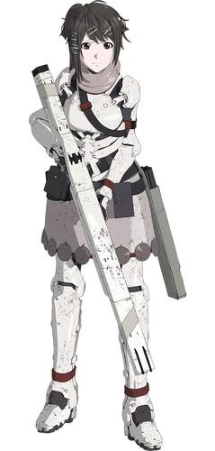Sora Amamiya como Zuru