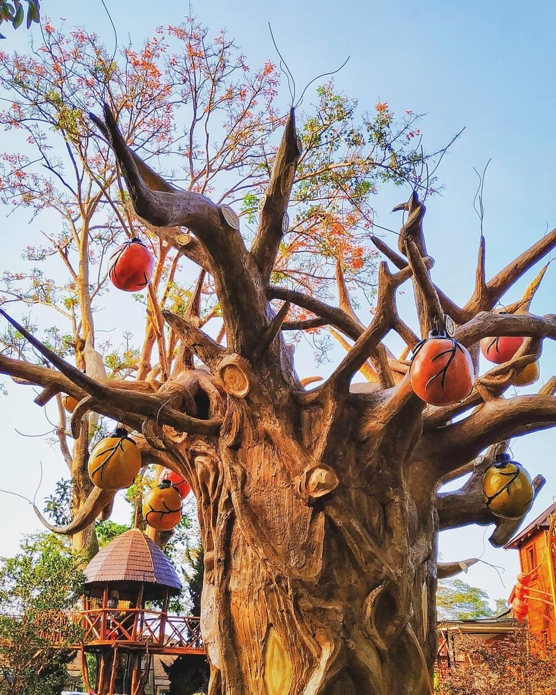 Rumah Pohon Lembang Wonderland Bandung