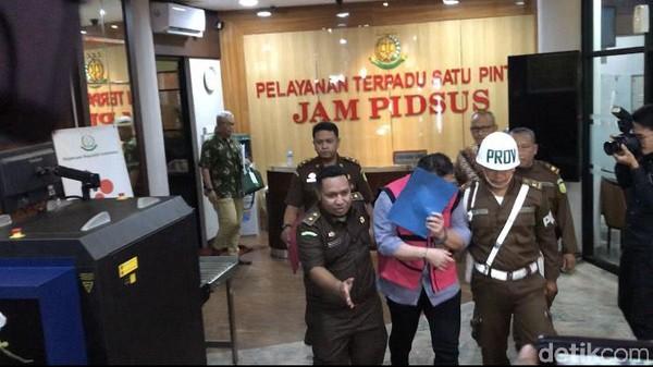 Diborgol, Bos PT Maxima Ditetapkan Kejagung sebagai Tersangka Jiwasraya