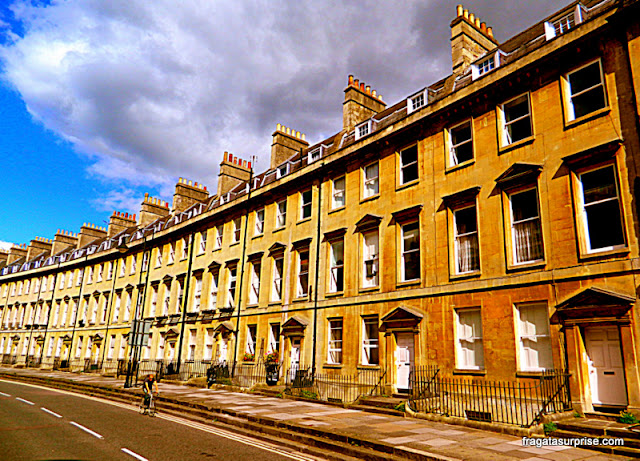 The Paragon, Bath Inglaterra