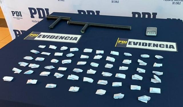 Ley 20.000 que sanciona el tráfico de drogas en pequeñas cantidades