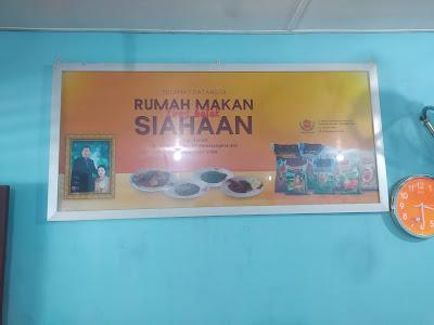 Rumah Makan Batak Siahaan, Siantar