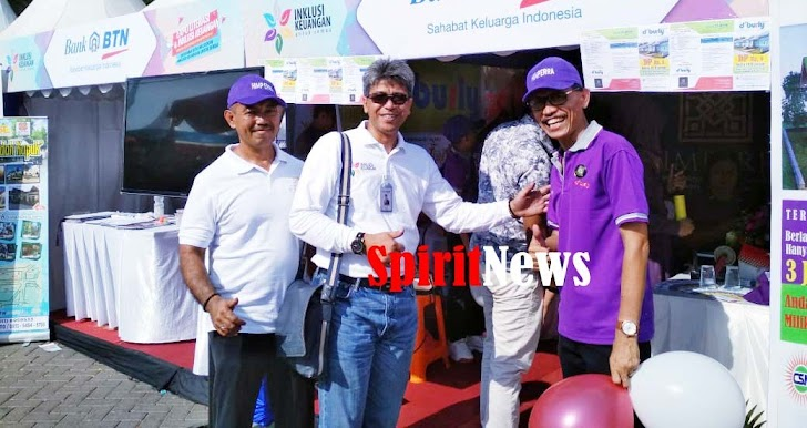 Sukses Partisipasi OJK Expo, Himperra Buat Perjanjian Kerja Sama BTN