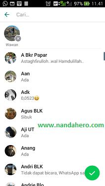 cara menambah anggota grup whatsapp yang ada di kontak