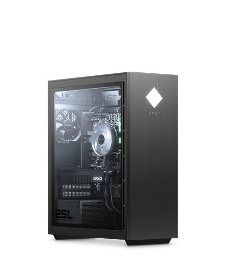 Sambut Gamer Play To Progress, HP Luncurkan Seri OMEN Terbaru - OMEN 25L Desktop