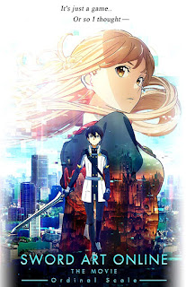 Sword Art Online Movie: Ordinal Scale (2017) Bluray Subtitle Indonesia
