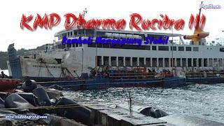 Ini Proses Yang Harus Dijalani Sebelum KMP Dharma Rucitra III Ditarik Ke Surabaya Untuk Diperbaiki