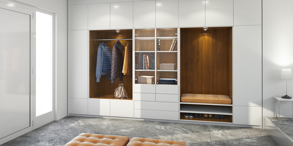 Smart Fixing Ideas For Your Custom Made Wardrobe