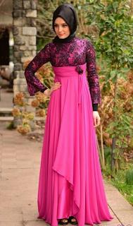 Model Kebaya Muslim Dress