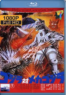 Godzilla VS Mechagodzilla [1974] [1080p BRrip] [Castellano-Japones] [HazroaH]
