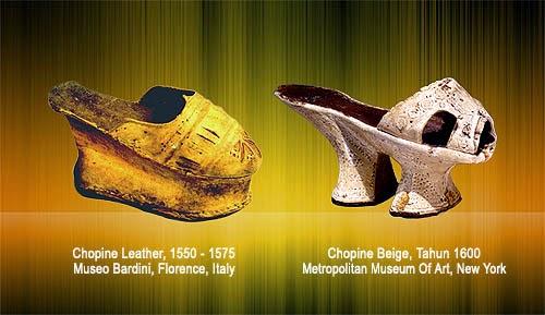 Sepatu Chopine High Heels