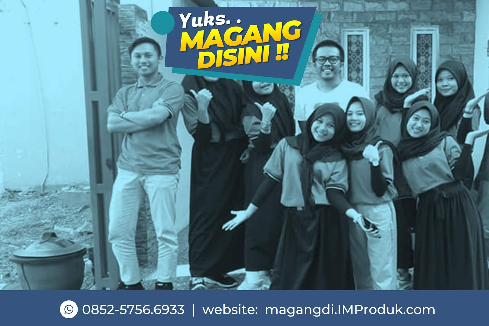 0852 5756 6933 Lowongan Magang Malang