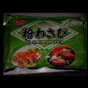 jual washabi powder paling murah extra hot