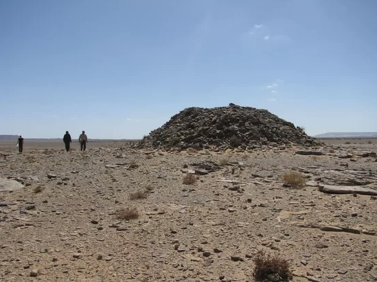 Hundreds of mysterious stone structures discovered in Western Sahara