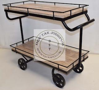 Industrial Vintage Furniture Exporter