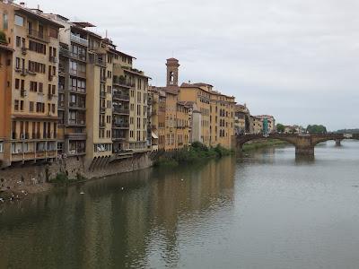 Arno, Ponte Vecchio, Firenze, Italia, Travel, Blogger, elisaorigami
