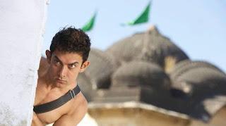 Aamir Khan in thugs of hindostann