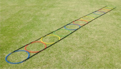 Hoops Agility Ladder - Multi-Color