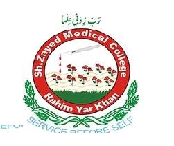 Latest Jobs in Sheikh Zayed Medical College Rahim Yar Khan June 2021
