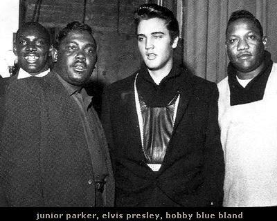 Junior Parker, Elvis, Bobby Blue Bland
