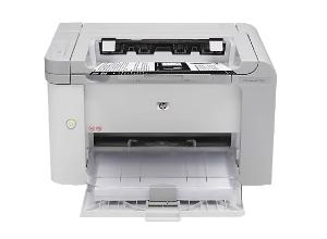HP LaserJet Pro P1560 Printer Series