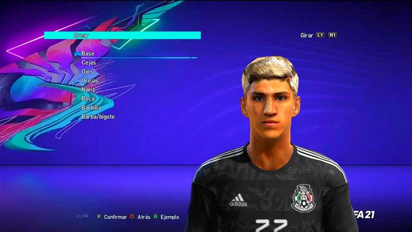 Alan Pulido Face For PES 2013