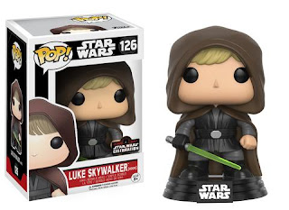Pop!: Hooded Jedi Luke