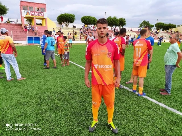 O amistoso realizado no domingo, 05 de janeiro contra a equipe do Jacobina na cidade de Mairi rendeu bons frutos.