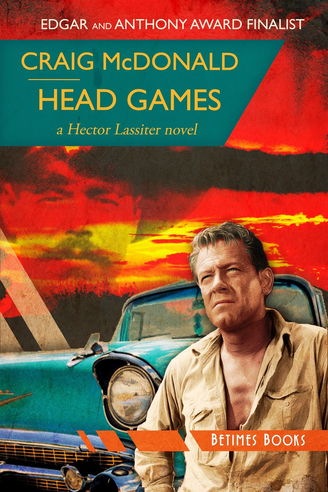 HEAD GAMES (HECTOR LASSITER SERIES #7)