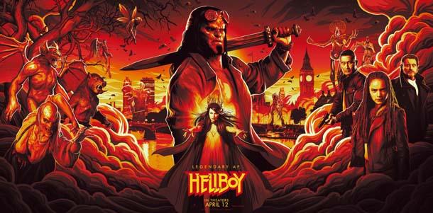 Hellboy - Banner
