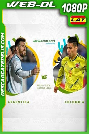 Argentina vs Colombia Copa América 2019 WEBL-DL 1080p Latino