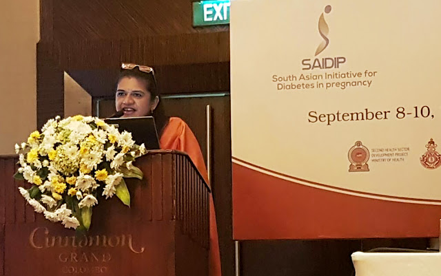 The First Asia Pacific Congress on Diabetes, Hypertension & Metabolic Syndrome in Pregnancy gets underway at Colombo.