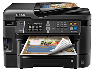 Epson WF-3640 Driver windows, mac os x and linux