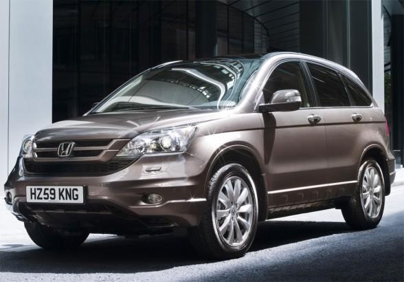 Automobile Model: Honda crv 2012