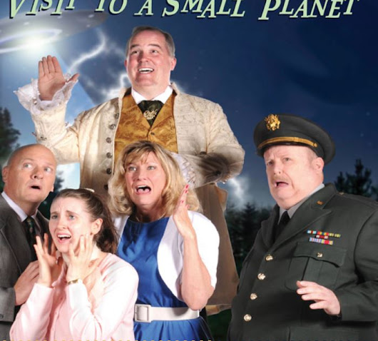 Visit to a Small Planet—Lakewood Theatre Company—Lake Oswego, OR