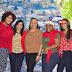 Hospital Docente SEMMA Santo Domingo enciende su árbol Navideño, la vistosa y alegre decoración fue realizada de materiales reciclados.